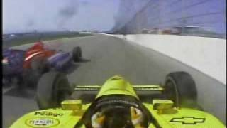 "2003 IndyCar Series Race #14 ""Chicago"" FINISH"
