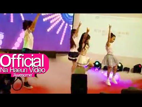나하은 (Na Haeun) - 중국 베이징 댄스공연 (Performance in China)