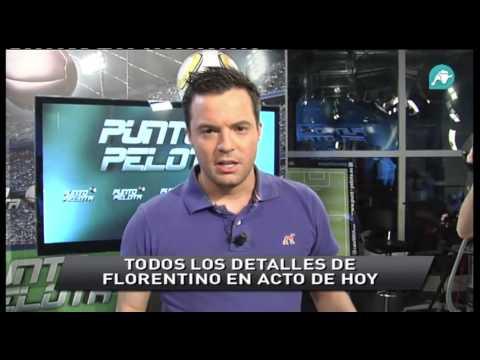 El Show de Florentino Pérez con los veteranos del Real Madrid