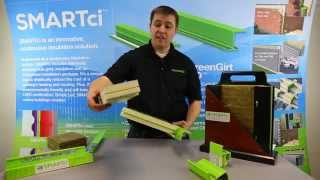 insulation options with smartci