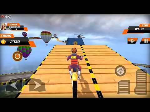Real Stunt Bike Pro Tricks Master Racing Game 3D-by Trailer Studio