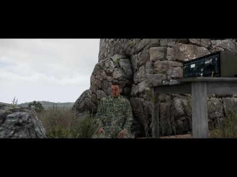 """Кампания """"Грозовые ворота"""" для ARMA 3"""