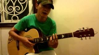 Trăng Tàn Trên Hè Phố  (Guitar - Bolero)