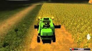 Landwirtschafts Simulator 2011 pc gameplay