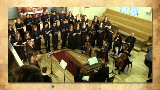 Vivaldi, Gloria RV 589 - La Folia Ensemble and Concordia Choir (live and unedited)