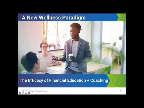 Financial Wellness Webinar  Understand the Efficacy of Blending Online Financial Education + a Finan