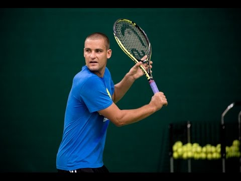 Russian Tennis Star Mikhail Youzhny on the Perks and Challen