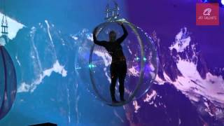 International Bubble Aerial Act Exclusive In Delhi & Mumbai
