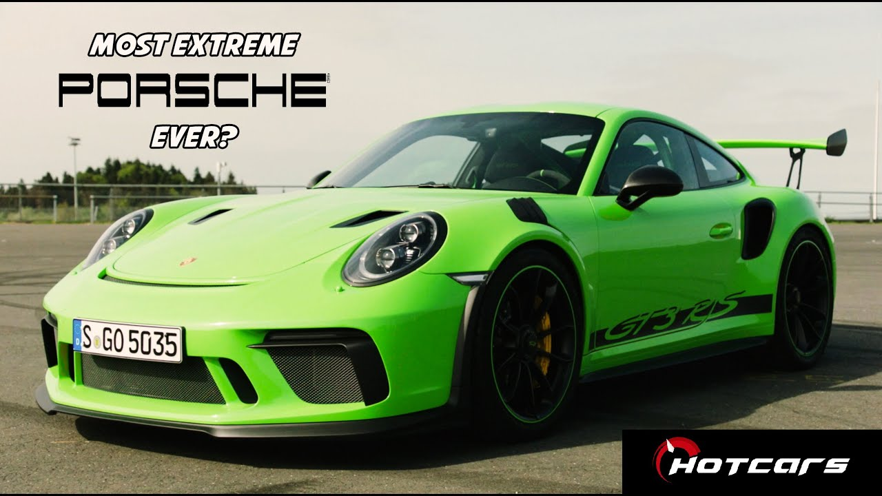 This Is One Of The Most Extreme Porsche 911 GT3 RS Ever Built