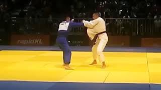 Final round judo 66kg Syaiful ( Indonesia)  vs chong ( malaysia)