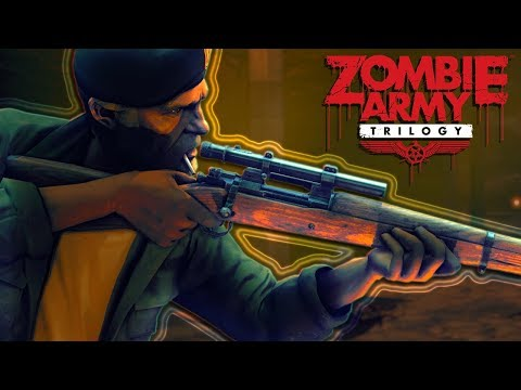 A Long Time Coming (Zombie Army Trilogy - The Finale)