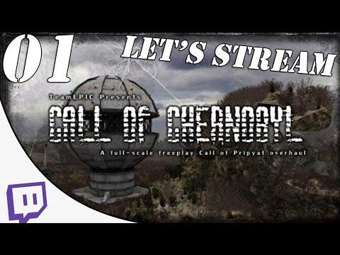 Let's Stream: S.T.A.L.K.E.R. CoP Call Of Chernobyl ► Part 1