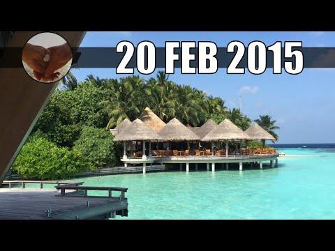 Island tour, Baros Maldives {1080p}