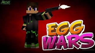 ايق ورز(حرب البيض): محاولة اثبات اني مو نوب في ماين كرافت! EGG WARS