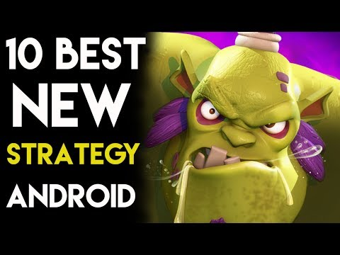 Top 10 Best FREE Android Strategy Games 2017