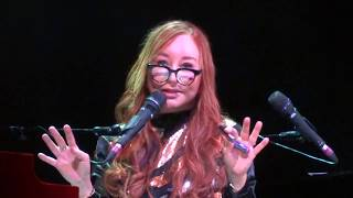 Tori Amos - Pancake/Ohio - Berlin 2017 FULL HD