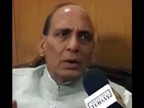 BJP is a secular party, says Rajnath Singh