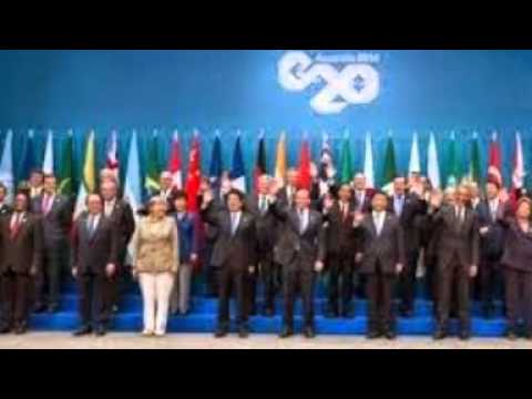 G20: Obama warns of Asia 'intimidation' as summit begins
