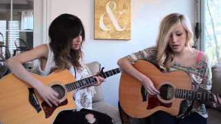 "Kate Voegele - ""Hero"" by Family of the Year (acoustic cover)"