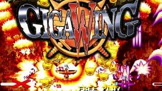 Giga Wing 2 Player Longplay Playthrough Arcade Co op Shoot Em Up ShMup Fightcade AcidGlow