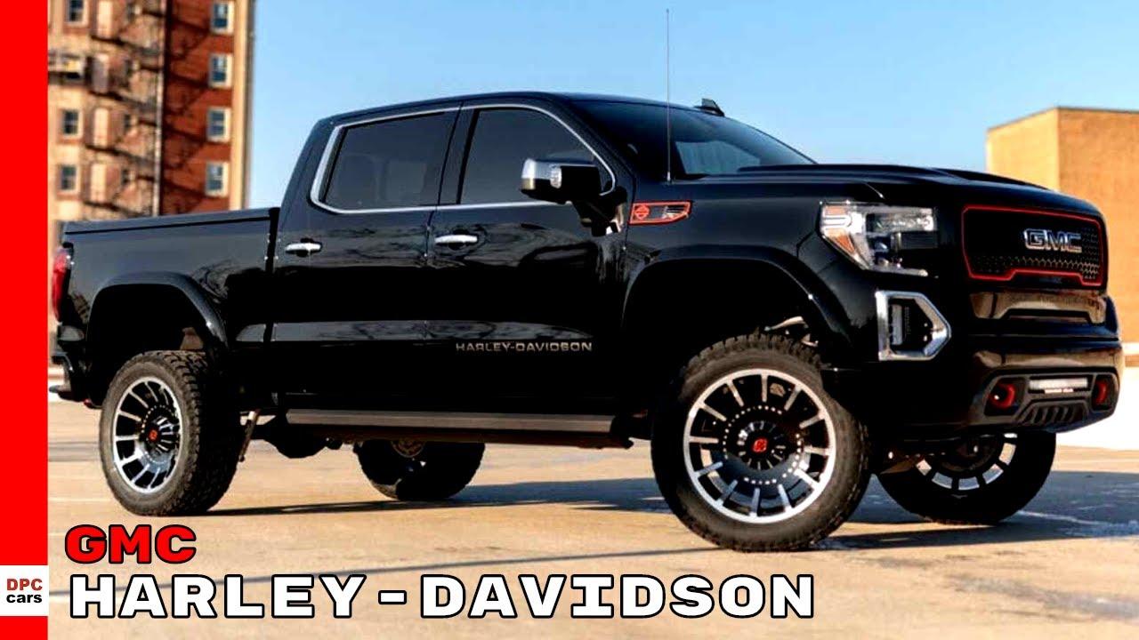 2020 Harley Davidson GMC Sierra Truck - YouTube