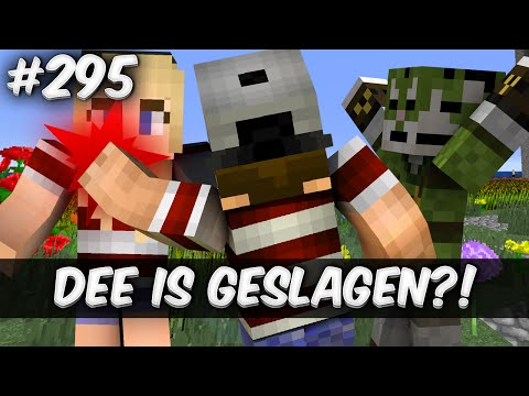 Minecraft Survival #295 - DEE IS GESLAGEN?!