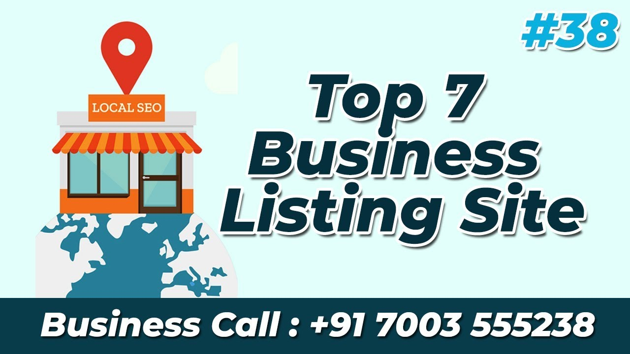 Local SEO Course   Top 7 Local Business Listing Website
