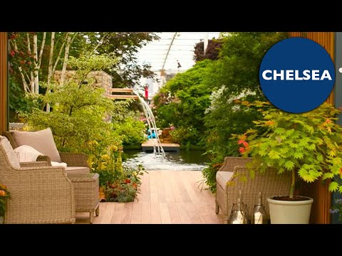 Hillier in spring time, Chelsea Flower Show 2016: The Design