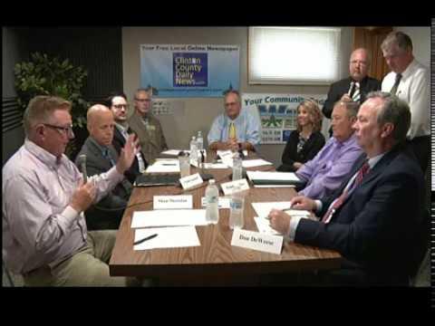 Local News – Clinton County Daily News