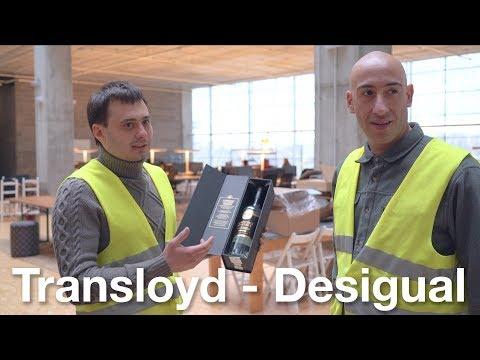 TRANSLOYD / DESIGUAL Fashion industry