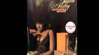 Stay Awhile With Me-Sharon Ridley-1971