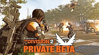 FC Plays the Division 2 Private Beta  at Launch