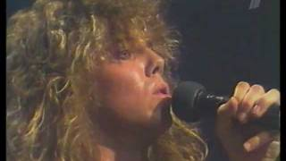 EUROPE - Carrie (Moscow TV, 1987)