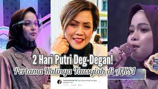 Tausyiah Di Aksi Direktur Program Scm Harsiwi Achmad Bangga Dengan Putri MP3