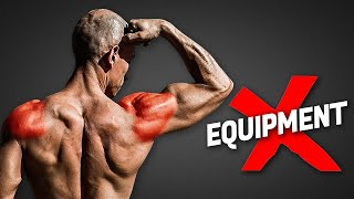 NO EQUIPMENT Shoulder Workout