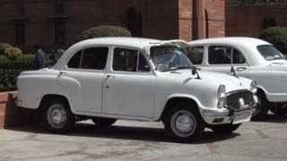 Hindustan Ambassador Car Review