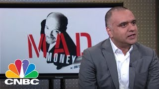 Nutanix CEO: Highly Efficient Infrastructure | Mad Money | CNBC