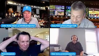 Free Picks + Betting Predictions at The Predictive Playbook LIVE@4:15 PM EST at Manny's Irish Pub