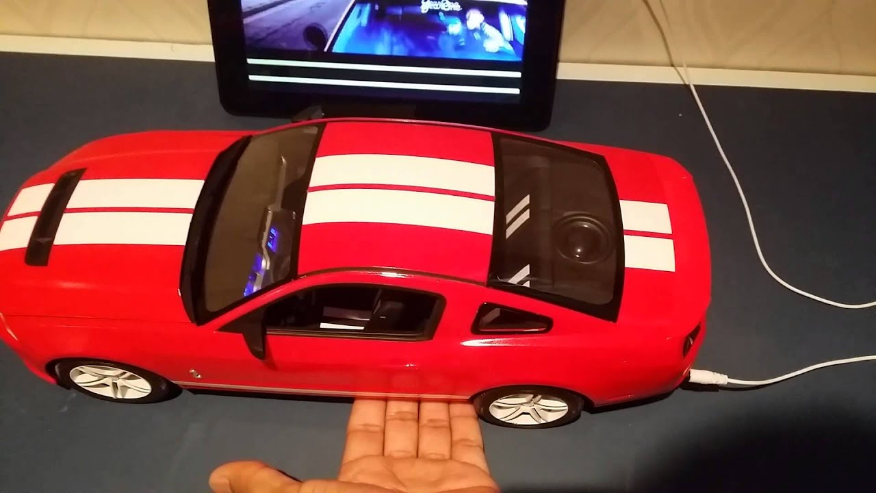 revell ford shelby 1/12