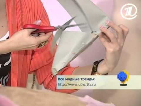 Угги - валенки своими руками.mp4