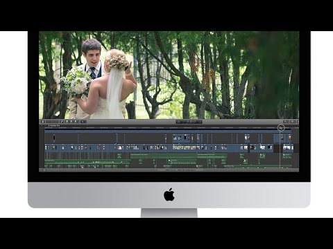 How to Edit a Wedding Highlight Film - FCPX