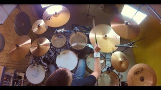 Kelly Clarkson Since you been gone Drum Cover