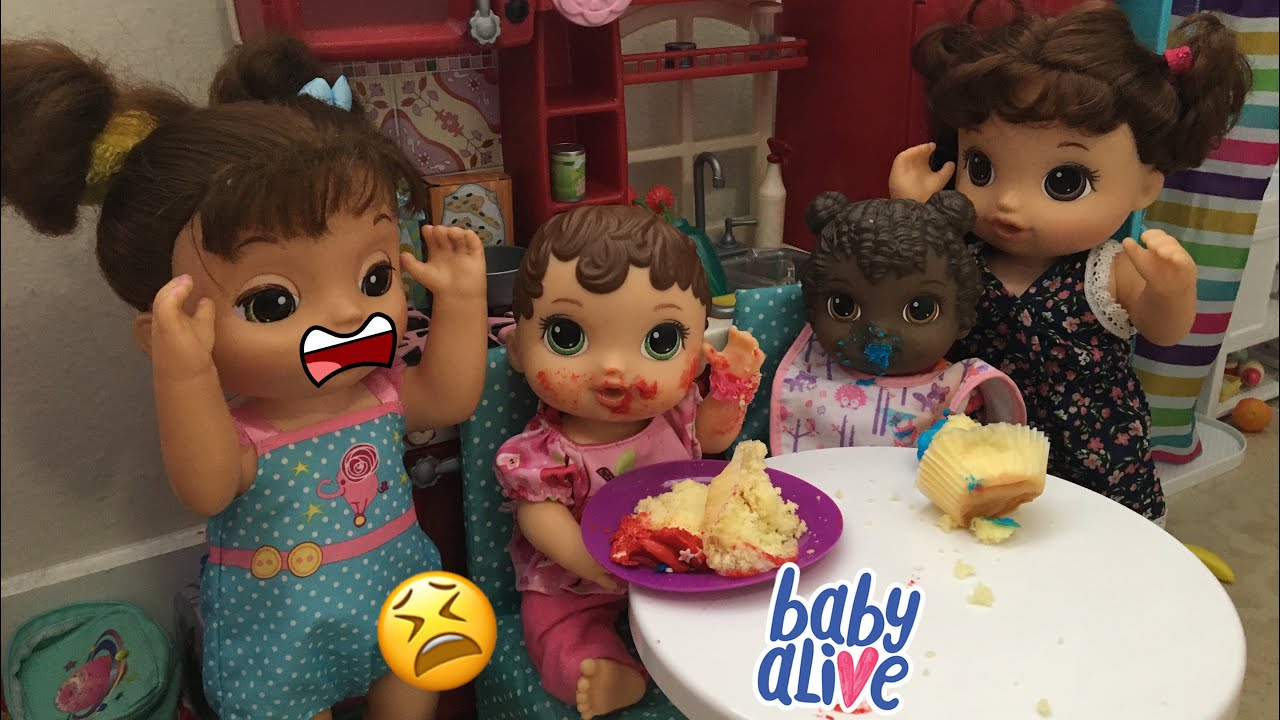 BABY ALIVE Babysitting Nightmare!