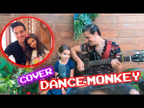 Dance Monkey - Vadhir y Aitana Derbez (Cover)