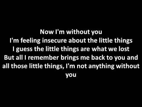 Alex and Sierra Back To You - Lyrics
