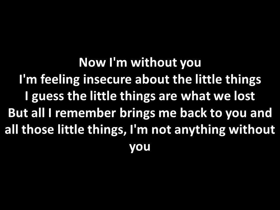 Alex and Sierra Back To You - Lyrics - YouTube