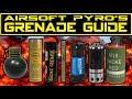 Airsoft Grenade Guide