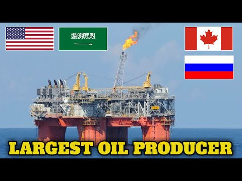 Top 10 Oil Producing Countries 2020