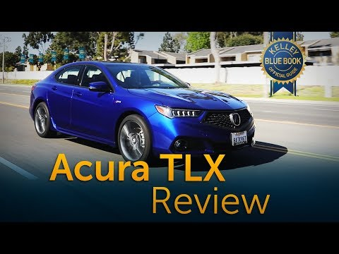 2019 Acura TLX - Review & Road Test