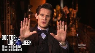 MATT SMITH & DAVID TENNANT Perform Lines From Hollywood Movies - DOCTOR WHO on BBC AMERICA